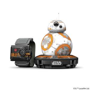 Sphero Star Wars Special Edition Battle-Worn BB-8 Droid and Force Band £99.96 @ Toys R Us