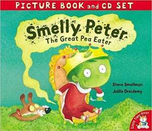 Smelly Peter - Picture Book and CD set £2.50 Free C&C @ The Works