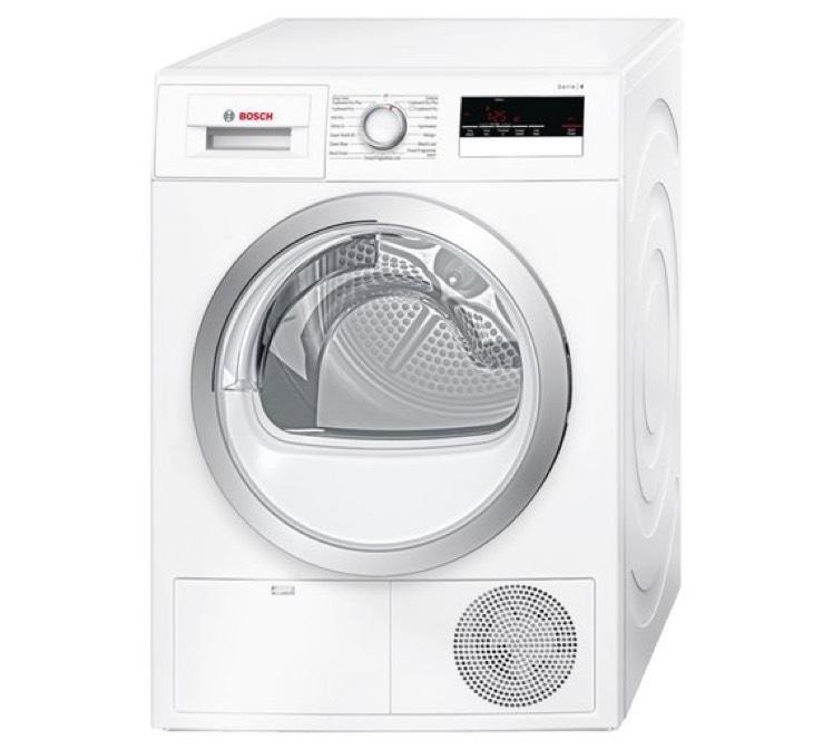 Bosch WTN85200GB 7Kg Condenser Tumble Dryer - White £349.99 @ Argos