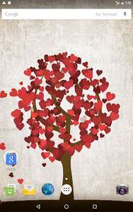 Tree of Love Wallpaper app (was £0.99) Now FREE @Google Playstore