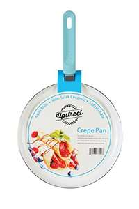 Upstreet Blue Crepe Pan @ 90% discount £1.95 (Prime) Sold by Upstreet Products and Fulfilled by Amazon. G