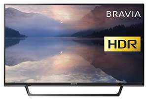 Sony Bravia KDL40RE453 (40-Inch) Full HD HDR TV (X-Reality PRO, USB HDD Recording) - Black (2017 Model), £339 from amazon