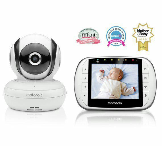 Motorola MBP36S Baby Monitor - £70.87 @ Amazon