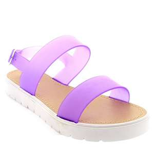 Jelly Beach Sandal - Sold by Prime-Shoes and Fulfilled by Amazon (add-on) at Amazon for £3.99