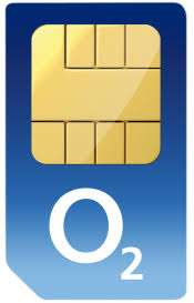 20GB sim only deal with O2 for just £21pm (12 months) £252