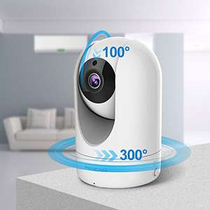 Foscam R2 1080P Full HD, Pan-Tilt PnP Wireless IP Camera £84.99 Sold by Foscam UK and Fulfilled by Amazon