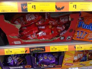 3 Chocolate Fun Size bags for £4 at Morrisons