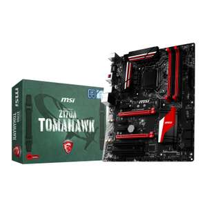 MSI Intel Z170A TOMAHAWK ATX Gaming & OC Motherboard £49.99 (C+C) £55.48 (Delivered) @ Scan