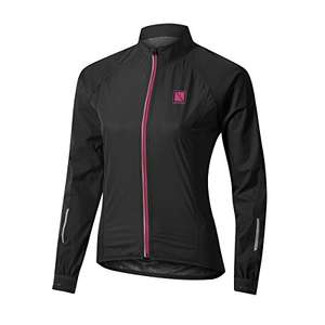 Altura Synchro Women's Waterproof Jacket Size 18 Black/Pink reduced from £79.99 RRP - £13.27 (Prime) £17.26 (Non Prime) @ Amazon