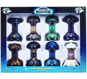 Skylanders 8x creation crystals at Argos - £32.99