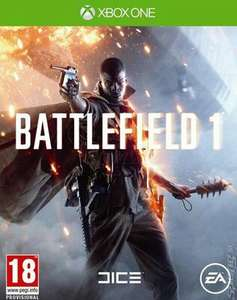 Battlefield One Xbox One Preowned £14.30 @ Music Magpie