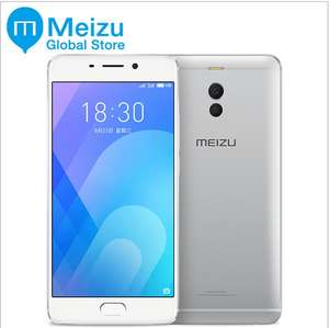 "Meizu M6 NOTE Snapdragon 625 3GB RAM 32GB ROM 5.5"" 1080P Dual Rear Camera 16MP 4000mAh Android 4G LTE Smartphone Silver £153.37 @ Meizu Global Store/Aliexpress"