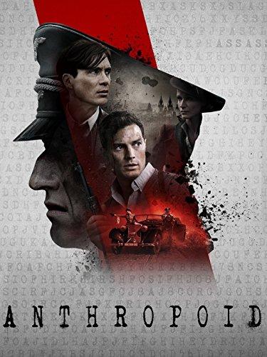 Anthropoid - Amazon Movie Rental HD - 99p