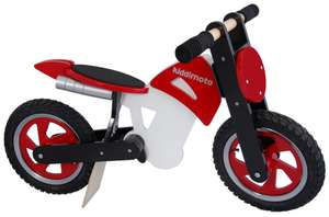 Kiddimoto Scrambler Balance Bike Free C&C £49.99 @ Tesco Direct / Sold by Buy from Howleys Toys