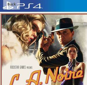PS4 / Xbox one LA Noire £28.00 (prime) @amazon uk