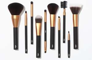 Wilko Make Up brushes 34p instore