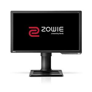 BenQ ZOWIE XL2411 24-inch 144 Hz e-Sports Monitor (Black eQualizer, Height Adjustable) - Dark Grey £229.99 @ Amazon