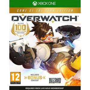 Xbox One -OVERWATCH - GAME OF THE YEAR EDITION £27.95 @ The Game Collection