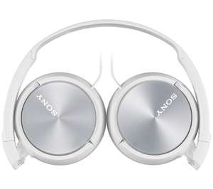 Sony ZX310 APB Headphones - White/Black/Red £10.99 @ Currys