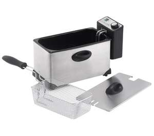 3 litre stainless steel Professional Deep Fryer £14.98 @ Currys -Free Delivery to Store
