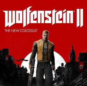 Wolfenstein II: The New Colossus (steam) £27.99 / £26.59 w/ code @cdkeys