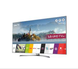 LG 55UJ750V 55 inch 4K Ultra HD HDR10 Smart LED TV (2017 Model) @ Amazon deal of the day