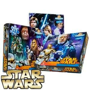 3 x Star Wars Jigsaws in-store at Hawkins Bazar for £1.99