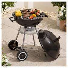 Tesco Starter Charcoal BBQ with Cover & Tools - £5 @ Tesco - Musselburgh instore