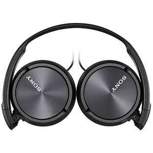 Sony MDRZX310 Foldable Headphones - Metallic Black price match by JL/Amazon, free click and collect- £10.99