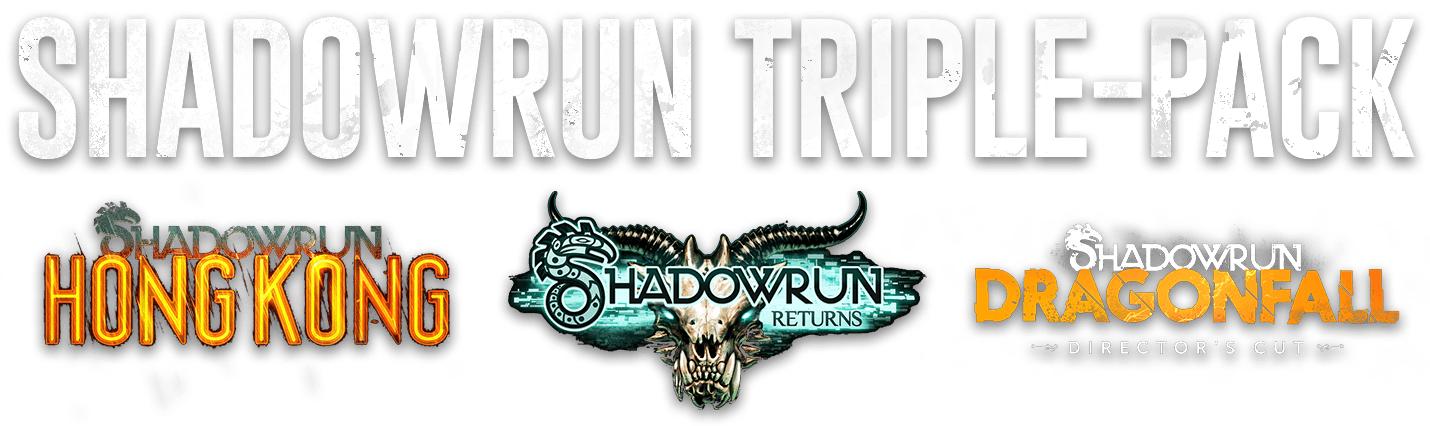 80% off Shadowrun Triple pack (Steam) ~£7.56 @Chrono.gg
