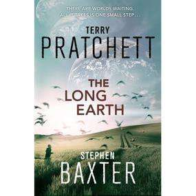 Long Earth (Hardcover) by Terry Pratchett & Stephen Baxter SIGNED by Stephen Baxter  only £1.99 @ Forbidden Planet