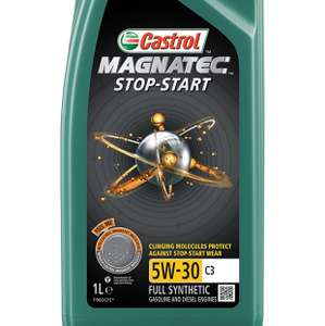Castrol Magmatec 1L bottle Reduced To Clear 50% off £5 instore @ Tesco (Springhill & Bloomfield in N.Ireland)
