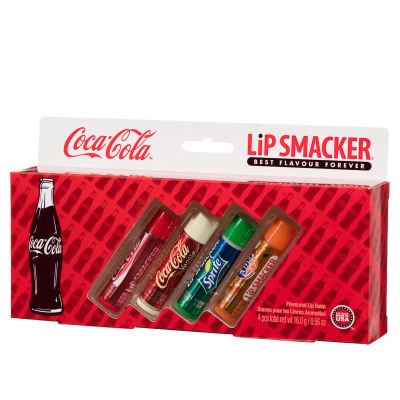 Lip Smacker 4 pack £3.00 instore @ B&M!!