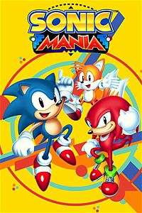 Sonic Mania Xbox One digital Download @ Xbox Russia Store - £9.18