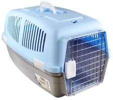 Kingfisher Pet Carrier Small 30 x 47 x 31cm KATC1 £8.38 inc delivery @ CPC