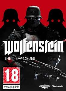 Wolfenstein: The New Order PC £2.99 @ CD Keys (Steam)