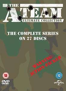 The A-Team: Series 1-5 [DVD] £25 @ Amazon