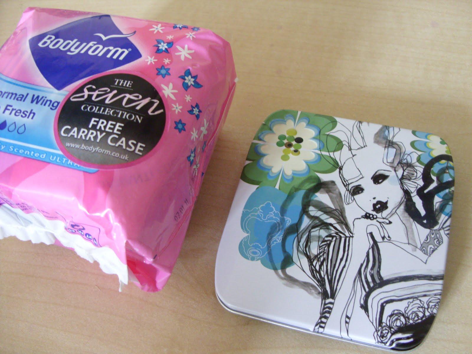 £1 for selected Bodyform towels @ Superdrug