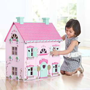 Wooden Universe of Imagination Country Mansion Doll's House was £49.99 now £29.99 Del with code @ Toys R Us (Flash Sale until 12th Oct)