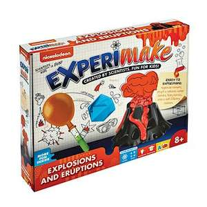 Nickelodeon Experimake Science Sets  (was £20) Now £10 @ The Entertainer