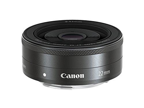 Canon EF-M 22mm f/2 STM Lens - £159 - Amazon