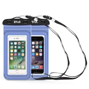 Waterproof Phone Case £3.58 Sold by Ziran and Fulfilled by Amazon.