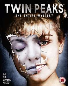 Twin Peaks: Collection (Box Set) [Blu-ray] @ Zoom £15 (£13.50 with code)