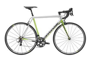 Cannondale Supersix Evo Ultegra 2017 41% off. £1249 @ Wheelbase