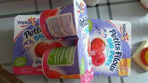 Petits Filous BIG pots 3 for £1 @ Heron