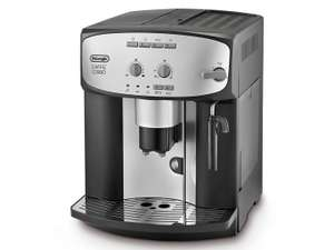 DeLonghi Cafe Corsa ESAM2800 Bean to Cup Coffee Machine - Black & Silver - £199 collect from store or £202 delivered @ Tesco Direct