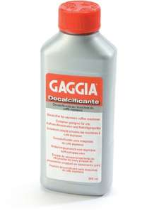 Amazon - Gaggia Descaler Decalcifier 250ml - £2.98 (Prime / £6.97 non Prime) - Sold by NegozioElettrodomestici and Fulfilled by Amazon