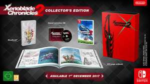Xenoblade Chronicles 2 Limited Edition (Nintendo Switch) £69.99 @ VERY