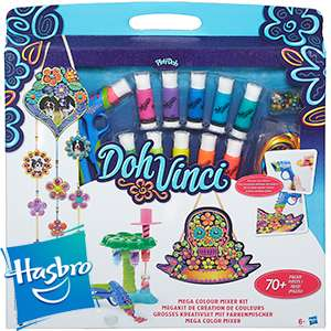 Play-Doh: Doh Vinci Mega Colour Mixer Kit (RRP £26.99) £7.99 @ HomeBargains