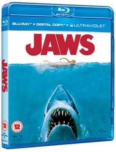 Jaws [Blu-Ray + Digital Copy + Ultraviolet] £4.50 delivered @ Zoom with code SIGNUP10